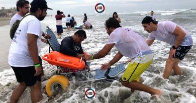 Surfeando Sonrisas cumple objetivos por segundo año consecutivo.