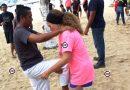 Convocan a mujeres estudiantes de Acapulco a aprender defensa personal.