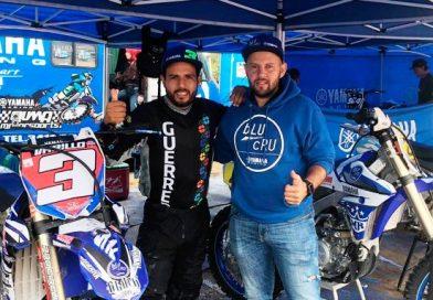 El guerrerense Alejandro Solano, entre los mejores en motocross.