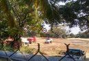 Preparan terreno para nuevo estadio de Tenis en Acapulco.